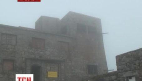 Новый спасательный пост появится на горе Поп Иван на Прикарпатье