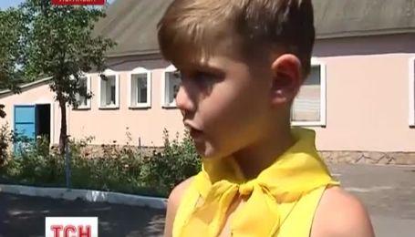 В луганском кинологическом центре устроили выступление собак для детей