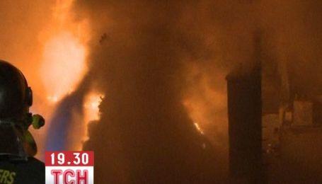 У знаменитому паризькому готелі Ламбер сталася пожежа