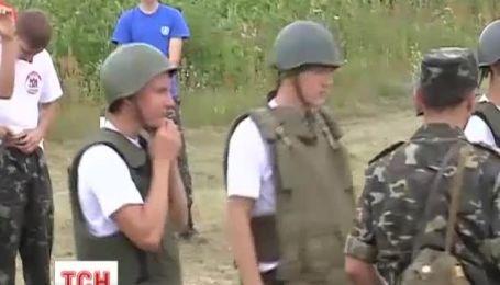 Патріотичний табір для дітей створили на Рівненщині