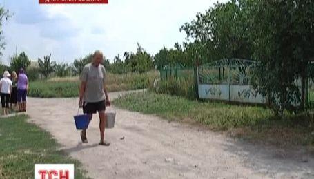 На Днепропетровщине взяли под охрану колонку с питьевой водой