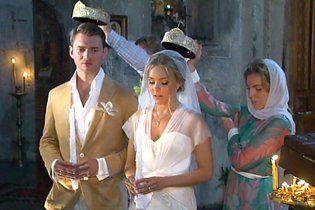 Олена Шоптенко та Дмитро Дікусар відгуляли весілля у Грузії