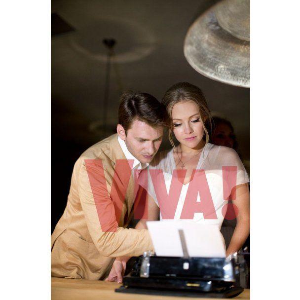 Олена Шоптенко та Дмитро Дікусар показали перші світлини з весілля