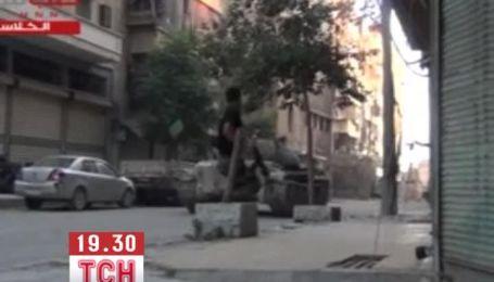 Турецкие военные ведут огонь по территории Сирии