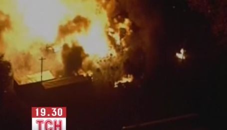 На газоперерабатывающем заводе во Флориде прогремело несколько взрывов