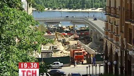 Рух тунелем на Поштовій площі буде відкрито 8 серпня