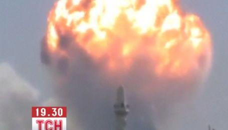 40 людей загинули від вибуху в сирійському місті Хомс