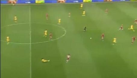 Марко Девич забив найкращий гол 3-го туру чемпіонату України