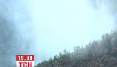 Босния и Герцеговина не может справиться с лесными пожарами