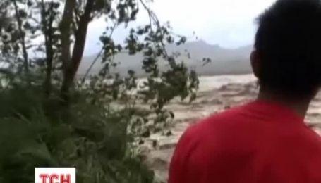 Филиппины страдают от стихии