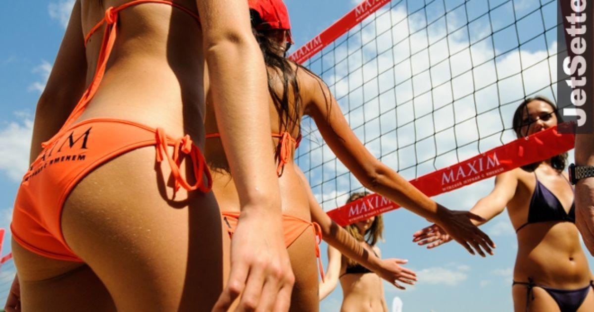 Голые волейболистки россии фото