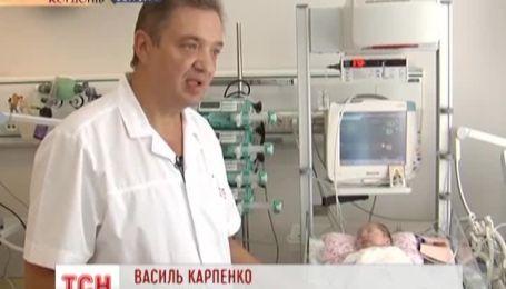 В Киевском городском центре сердца сделали первые уникальные операции