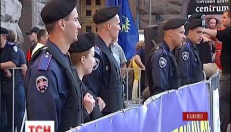 Киеврада ограничила доступ в помещение