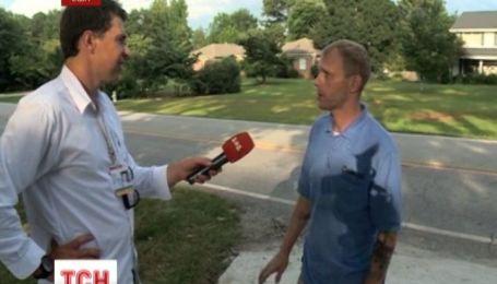 Соседи рассказали о жизни скандальной украинской семьи в США