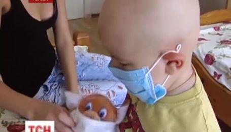 Десять тисяч доларів потрібно родині Жарових, щоби вилікувати сина