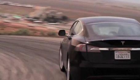 Електромобіль Tesla Model S отримала вищі рейтинги безпеки
