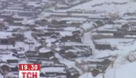 У Перу оголосили надзвичайну ситуацію через снігопад