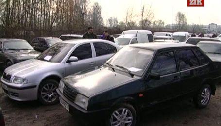 Які машини люблять українці