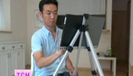 Японець Сейку Ямока створює точні копії шедеврів живопису на планшеті