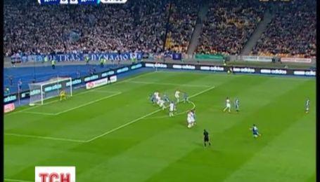 Обзор центральных футбольных матчей Чемпионата Украины по футболу