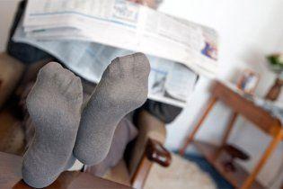 В России арестовали махровые носки