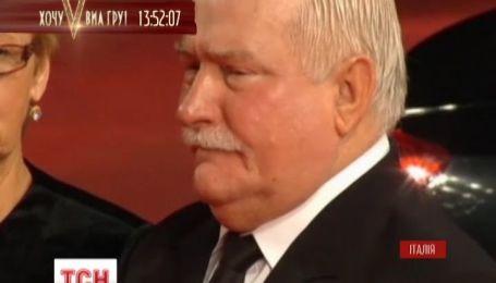 Бывшему польскому президенту посвятили фильм
