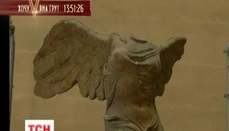 Лувр собирает деньги на ремонт Ники Самофракийской