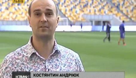 Гравці збірної Сан-Марино прогнозують суху нічию у матчі з Україною