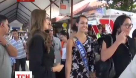 "На острове Бали начался конкурс ""Мисс мира"""