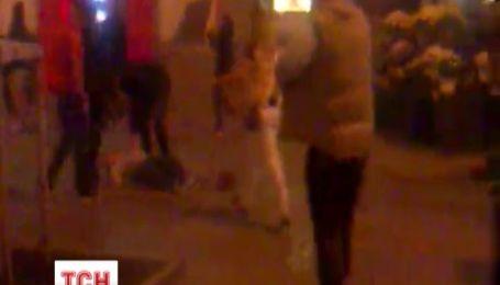 Українці в каптурах напали на англійських уболівальників