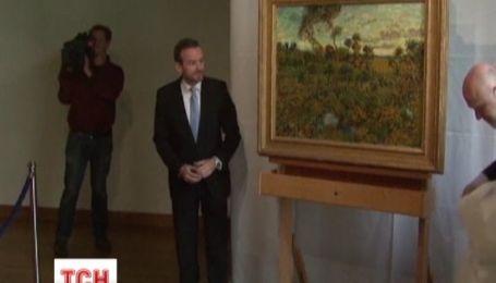 В Нідерландах знайшли невідому картину Вінсента Ван Гога