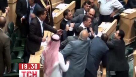 Депутат парламента Иордании открыл стрельбу из автомата на заседании