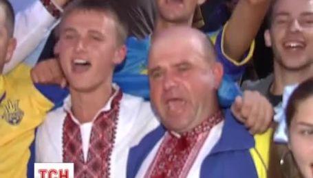 После ничьей в матче Украина-Англия болельщики разошлись почти без эмоций