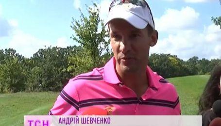 Андрій Шевченко зійдеться в поєдинку з Євгеном Кафельниковим