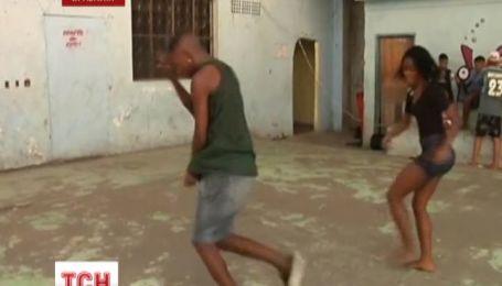 Масові підліткові танці заполонили небагаті квартали Ріо-де-Жанейро