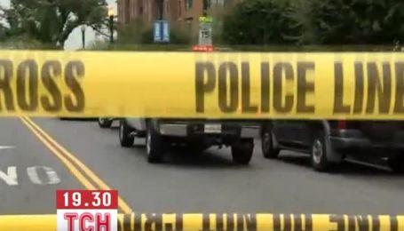Стрілянина в центрі Вашингтона переполошила місто