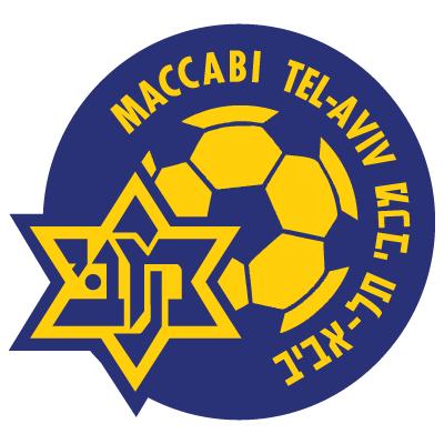 Эмблема ФК «Маккабі Тель-Авів»