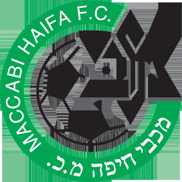 Эмблема ФК «Маккабі Хайфа»