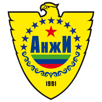 Эмблема ФК «Анжи Махачкала»