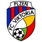 Эмблема ФК «Вікторія Пльзень»