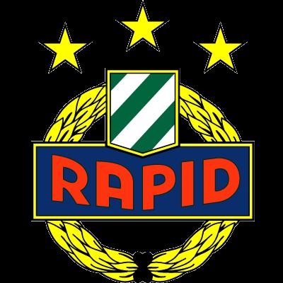Эмблема ФК «Рапід Відень»
