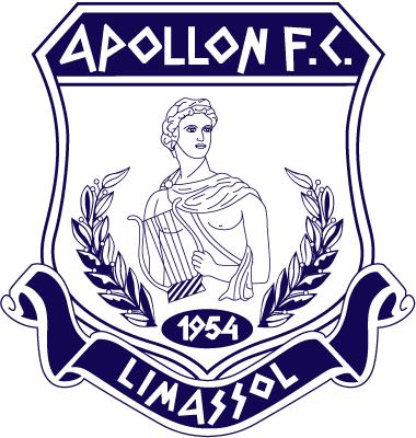 Эмблема ФК «Аполлон Лімасол»