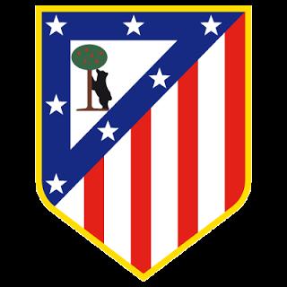 Эмблема ФК «Атлетіко Мадрид»