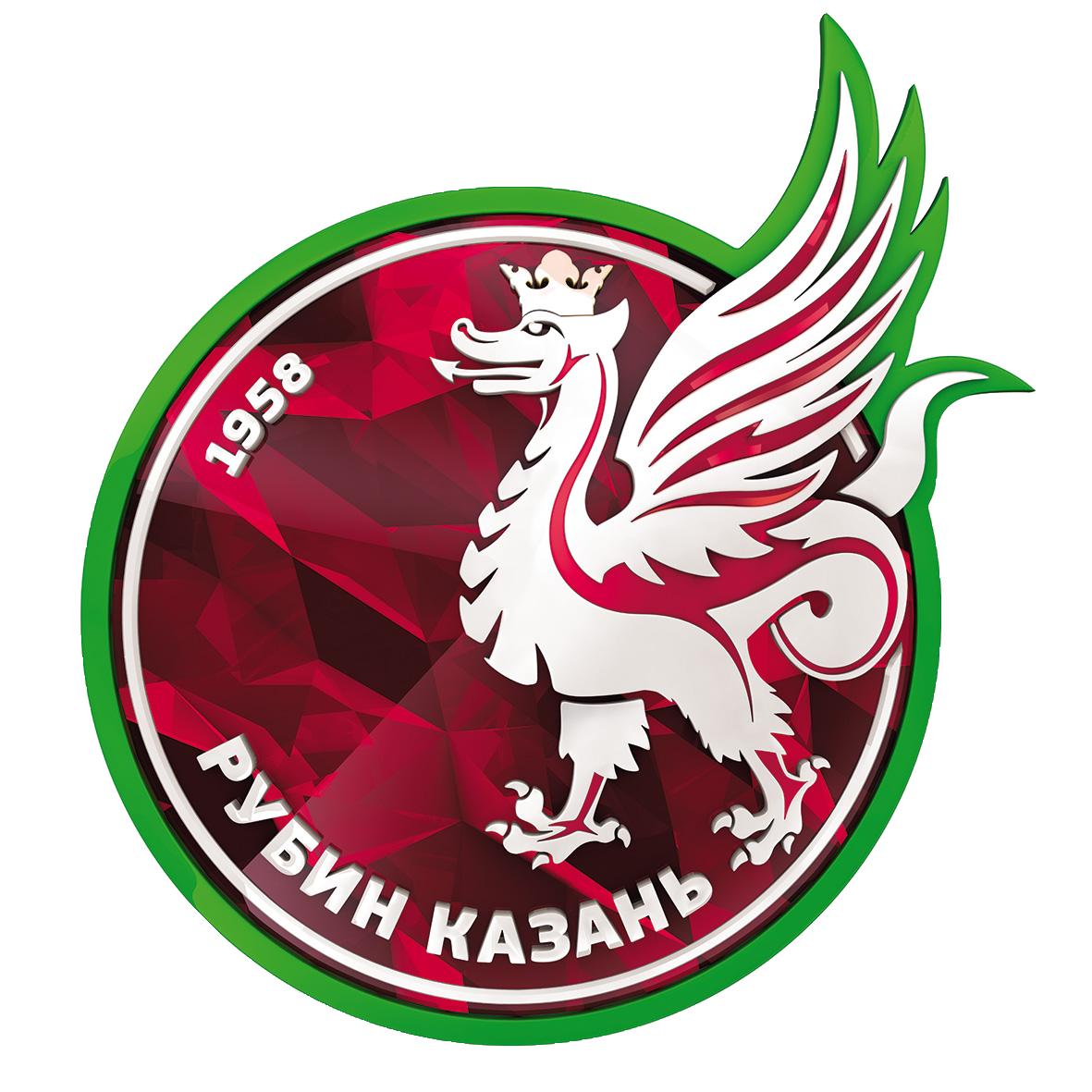 Эмблема ФК «Рубін»