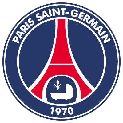 Эмблема ФК «ПСЖ Париж»