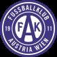 Эмблема ФК «Аустрія Відень»
