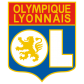 Емблема ФК «Олімпік Ліон»