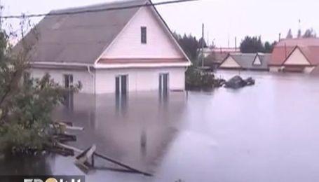 Чому затоплює Україну?