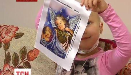 Повторно приходится бороться за свою жизнь восьмилетней девочке из Прикарпатья
