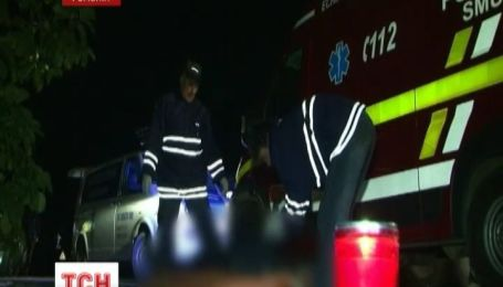 В аварії автобуса в Румунії загинуло 2 українця, інші ранені
